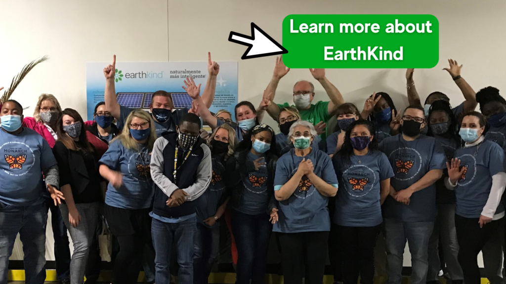 EarthKind Employees Celebrate Together